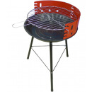 Barbecue 4-level 36 x 36 x 51,5 cm