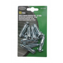 Hollow wall anchors m5 * 37 mm 15 pieces