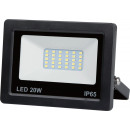Led floodlight flat 20 watt smd