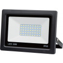 Led floodlight flat 30 watt smd
