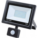 groothandel Home & Living: Led-floodlight platte 30 watt smd + sensor