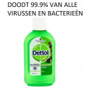 Dettol antiseptic liquid pine 250ml