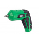 Battery electric screwdriver 3,6v li-ion cordless