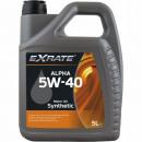 Großhandel Sonstige: Motoröl 5w-40 5l exrate universal