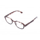 Reading glasses warschau+etui leather mix display