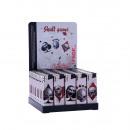Prof skull game electr. lighters - dl50
