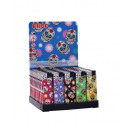 wholesale Lighters: Prof mini skull electr. lighters - dl-50