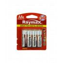 Battery raymax penlite aa lr6 8 pieces alkaline