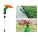 Lawn trimmer cordless, light weight