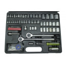Socket set 73 pieces