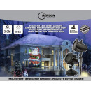 wholesale Light Garlands: Projector light animated christmas