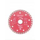 wholesale Ironmongery: Diamond disc ø125 mm wet/dry