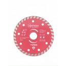 Disque diamant ø115 mm humide / sec