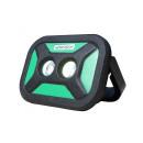 Worklight cob 10w rechargeable+powerbank 3000 mah