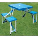 Picknicktisch zusammenklappbar 4 Personen