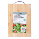 wholesale Household & Kitchen: Cutting board bamboo 24 x 34 cm