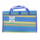 Beach mat foldable in bag 150 x 80 cm