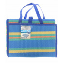 Beach mat foldable in bag 90 x 170 cm