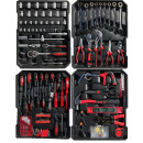 Tool trolley 187 pieces deluxe höfftech