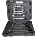 Ring ratchet 13 pieces + blow case