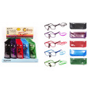 Reading glasses california + etui mix display