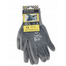 wholesale Working clothes: Rigger gloves pu flex cut protect size 10 (xl)