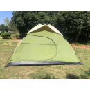 Tent dome 6 pers 600d canvas 305 x 305 x 180