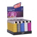 Großhandel Geschäftsausstattung: Feuerzeug Bild (glänzende Disco)