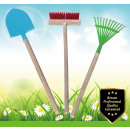 Garden tools set 3 pieces for children