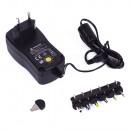 Adapter univerel 2000 ma 3v t / m 12v
