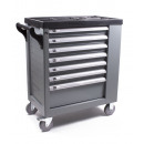 Tool trolley 7 drawers 233 pieces