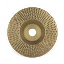 Disque abrasif bois plat 98x16mm