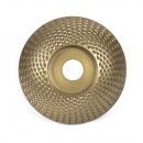 Grinding disc wood curve 84x16mm