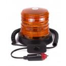 Led warning lamp orange 12v