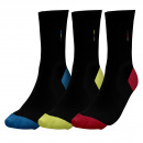 set of 3 socks man, graphic