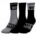 set of 3 man socks, why not
