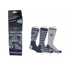 Set mit 3 Mannsocken, Surfvibes