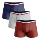 ensemble de 3 boxer short homme, french