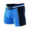 Boxershorts Mann, Sportbekleidung blau / navy