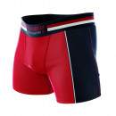 boxer shorts man, sportwear red / navy