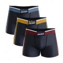 Set mit 3 Herren-Boxershorts, Sportbekleidung