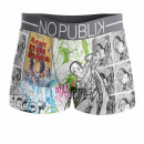 boxer short homme, heroes pop