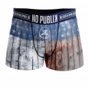 boxer short homme, wood flag