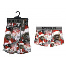 boxer shorts man, christmas cards