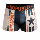 boxer shorts man, california No Publik sport