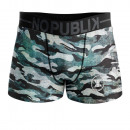 boxer shorts man, blue camo