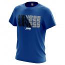 T-Shirt homme, ivain bleu