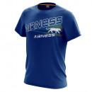 T-Shirt homme, achiro bleu
