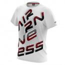 T-Shirt homme, kaleidoscope blanc