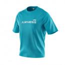 Großhandel Geschäftsausstattung: T-Shirt Mann blauer Torso